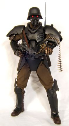 come on kerberos jin roh fans, post your collection! - OSW: One Sixth Warrior Forum Jin Roh, Combat Suit, Character Art, Character Design, Gentle Giant, Fans, Dieselpunk, Funny Art, Superman