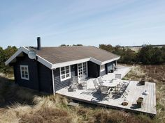 Holiday home in Skagen, Denmark Skagen, Holiday Hotel, Tiny House Living, Coastal Living, Travel Around The World, Curb Appeal, The Good Place, Architecture Design, Places To Go