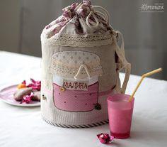 """Optimistic ;) Тоня Андреева: Грелочка """"Чай с малиновым вареньем"""""""
