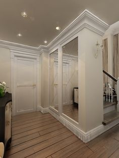 уютная классика - Волховец. Объединяя пространства. Межкомнатные двери – как основа интерьера | PINWIN - конкурсы для архитекторов, дизайнеров, декораторов