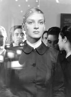 Uma Thurman in Gattaca directed by Andrew Niccol, 1997