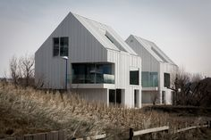 Residence 'Blanco' Oostduinkerke - Projects - BURO II & ARCHI+I