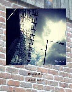 Manchester  photographic journal by jonesyinc on Etsy, £2.00