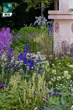 RHS Chelsea Flower Show - Show Garden - The M&G Garden M&G Investments Cleve West