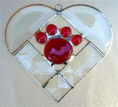 ~ Stain Glass Heart ~