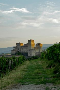 Torrechiara Castle - Langhirano (Parma), EmiliaRomagna , Italy.I want to visit here one day.Please check out my website thanks. www.photopix.co.nz