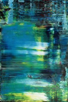 """Koen Lybaert; Oil 2014 Painting """"abstract N° 1022"""" #art"""