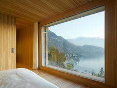 Holiday house Vitznau by Lischer Partner Architekten Planer AG Dailytonic