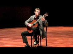 Primavera Porteña composed by Ástor Piazzolla arranged by Sérgio Assad performed by Vladimir Gorbach July 2011 - Legacy Hall Columbus State University Columbus State University, Tango, Classical Guitar, Recital, Playing Guitar, Music Songs, Guitars, Youtube, Musicals