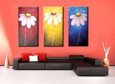 cuadros modernos abstractos trpticos dpticosu