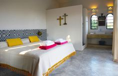 Photo Gallery: Casa Saturno Bedroom Suite 2 | Two Mexican Retreats with a Modern Tropical Vibe
