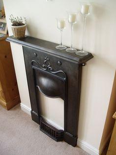 Is it a 30's fireplace?