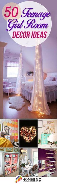 Teen Girl Bedroom Design Ideas �
