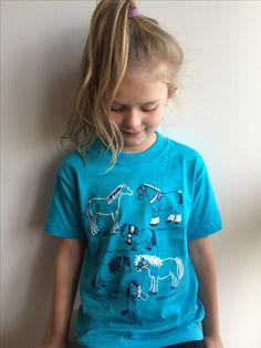 All kinds of horses Pony, Horses, T Shirt, Women, Fashion, Toddler Girls, Pony Horse, Supreme T Shirt, Moda