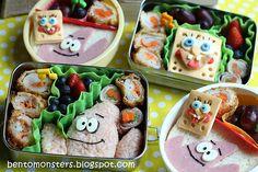 Spongebob and Patrick Bento