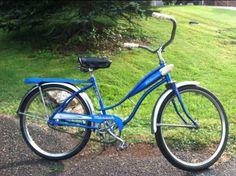 Buy me! 1962 Monark El Camino tank bicycle