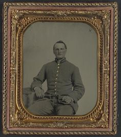 [Private Eli Franklin of Company B, 1st South Carolina Infantry Regiment]