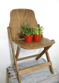 a chair for sitting outside and enjoying the sun