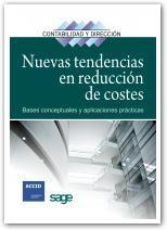 Nuevas tendencias en reducción de costes : bases conceptuales y   aplicaciones prácticas. -- Barcelona : Profit, D.L. 2010.    http://recorta.com/2975b5