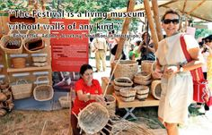 """""""The Festival is a living museum without walls of any kind"""""""