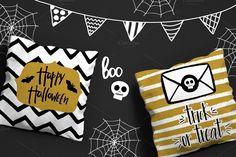 Halloween Design Bundle by lokko studio on @creativemarket