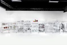 Galería de Infinity Kitchen, la cocina totalmente transparente de MVRDV - 6