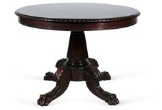 19th-C.  Center Table