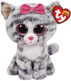 Ty Kiki Beanie Boo Soft Toy Kiki Cat 331d2284cb7e