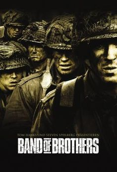 Poster van Band of Brothers