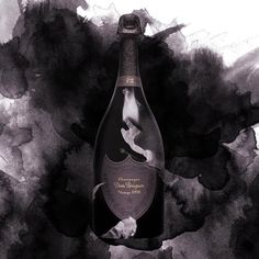 Artist's obsession. #domperignonP2 . . . This material is not intended to be viewed by persons under the legal alcohol drinking and/or buying age nor in countries with restrictions on advertising on beverages. ENJOY DOM PÉRIGNON RESPONSIBLY