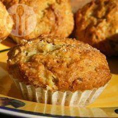 Easy and Delicious Banana Muffins @ allrecipes.com.au