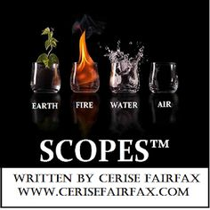 WHAT IS PREDICTED FOR YOUR WEEK? #HOROSCOPES #GOD #SELFHELP Cerise Fairfax : SCOPES FOR JULY 20TH -2015