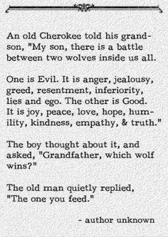 Interesting quote I found :)
