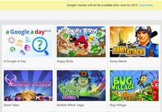 After June 30th, Google+ Games will be officially retired as Google will move forward with one united front, the  Google Play Game Services platform. http://mklnd.com/10I5mwO