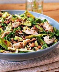 Detox chicken salad .. & delicious!