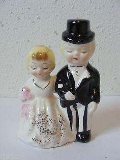 49 Best Vintage Wedding Figurines Images In 2014 Wedding