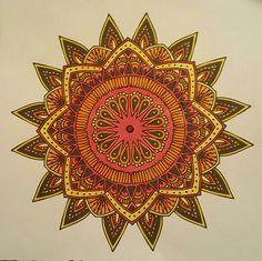 Pin By Svetlana Lisetska On Mandala