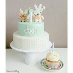 miffy first birthdaycake
