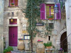 All sizes / Provence shutters / Flickr - Photo Sharing!