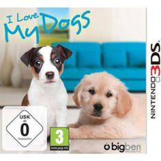 I Love My Dogs  3DS in Simulationen FSK 0, Spiele und Games in Online Shop http://Spiel.Zone