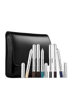 1) Find your perfect eye-liner color. 2) Get this kit. 3) Look fab. Marc Jacobs Beauty The Sky Liner Petit Highliner Gel Eye Crayon Collection, $48; sephora.com.   - MarieClaire.com