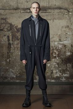 Male Fashion Trends: OAMC Fall/Winter 2016/17 - Paris Fashion Week