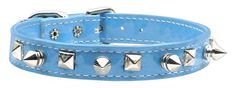 Mirage Pet Products Plain Nylon Dog Collar, X-Small, Blue >>> Learn more by visiting the image link. (This is an affiliate link and I receive a commission for the sales)