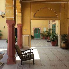 Unser Hotel in Jodhpur. Die Textilrundreise Rajasthan findet 2 mal jährlich statt. Journey Pictures, Group Tours, Jodhpur, Home Decor, Indian, Round Trip, Viajes, Decoration Home, Interior Design