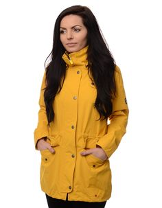 Barbour Trevose Jacket Yellow | Accent Clothing