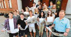 Altes Gymnasium: Gymnasiasten reisen bis nach China