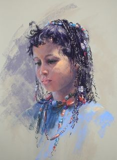 florence hamelin pastel - Google Search                                                                                                                                                                                 More