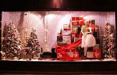"Selfridges ""An Unusual Christmas"" Window Display 2012 - Best Window Displays Holiday Store, Christmas Store, Christmas Past, Christmas Lights, Christmas Decorations, Holiday Decor, Christmas Windows, Christmas Ideas, Store Front Windows"