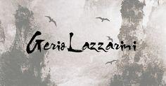 Gerio Lazzarini | Your calligraphy name