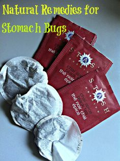 Natural Remedies for Stomach Bugs